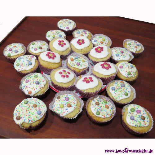 muffins f r den kindergeburtstag recipe rezepte and muffins. Black Bedroom Furniture Sets. Home Design Ideas
