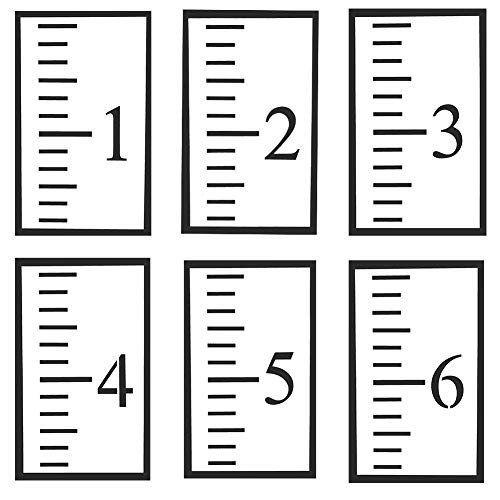 28 Growth Chart Ruler Template Robertbathurst Growth Chart Ruler Growth Chart Growth Ruler