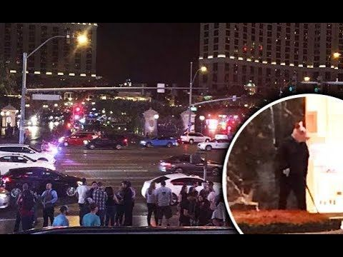 Vegas Shooting New Footage 10 03 17 From Phone Next To Stage