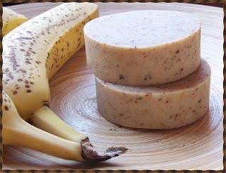 homemade banana soap recipe