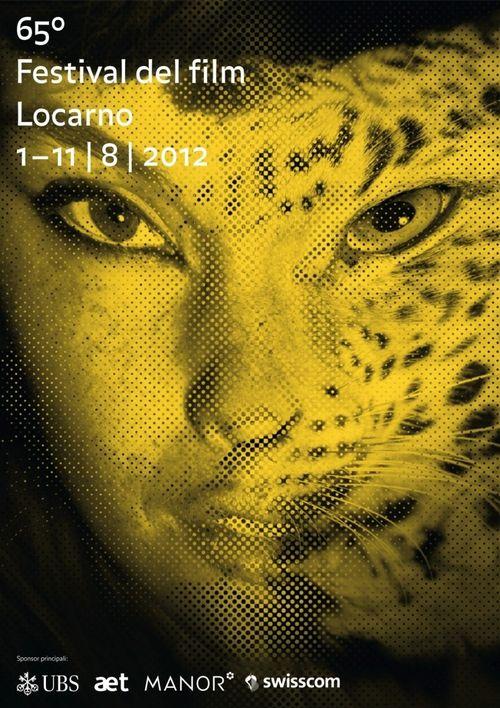 2012 Locarno Film Festival poster.