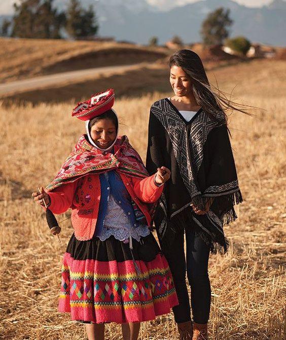 Peru Travel Tips Common Peruvian Phrases For Travel: Alpaca Poncho, Alpacas And Peru