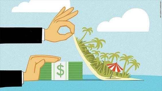 Los paraisos fiscales que mas perjudican a la economía. http://ift.tt/2gQS583