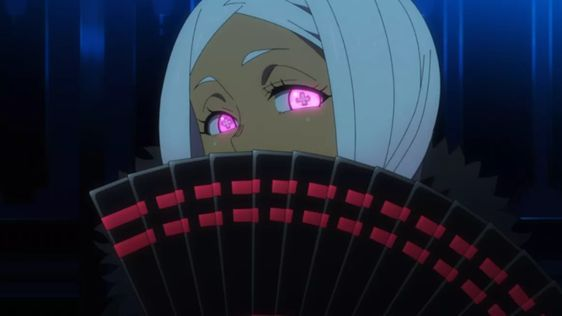 Princess Hibana Fire Force Princesshibana Fireforce Anime Anime Fire Black Anime Characters