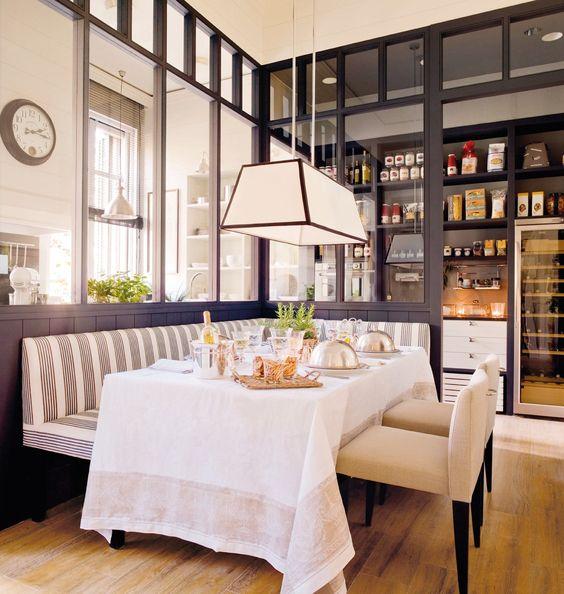 10 ideas para pisos pequeños · ElMueble.com · Escuela deco