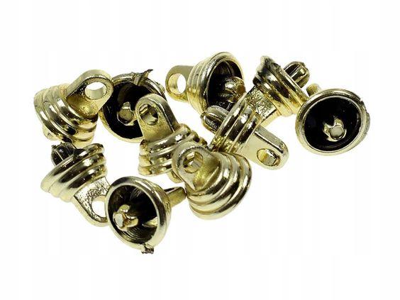 Zawieszki Haczyki Do Bombek 20szt Zlote 7673723521 Oficjalne Archiwum Allegro Accessories Cufflinks Cuff