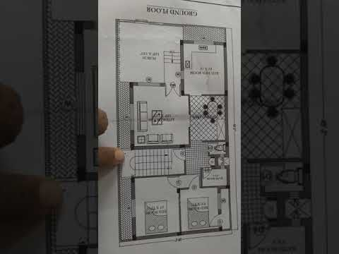 26 X 50 Feet Best House Plan House Plans How To Plan House