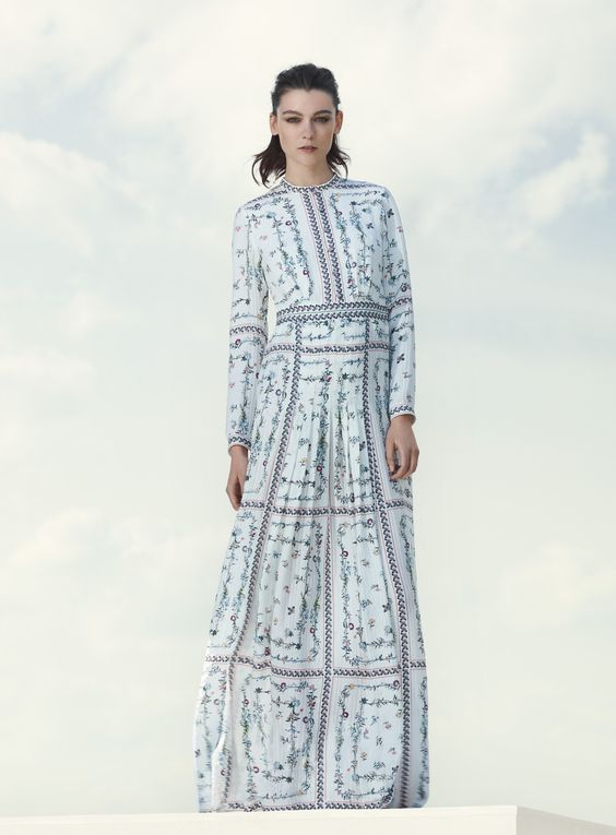Vilshenko Spring Summer 2016 - Preorder now on Moda Operandi: