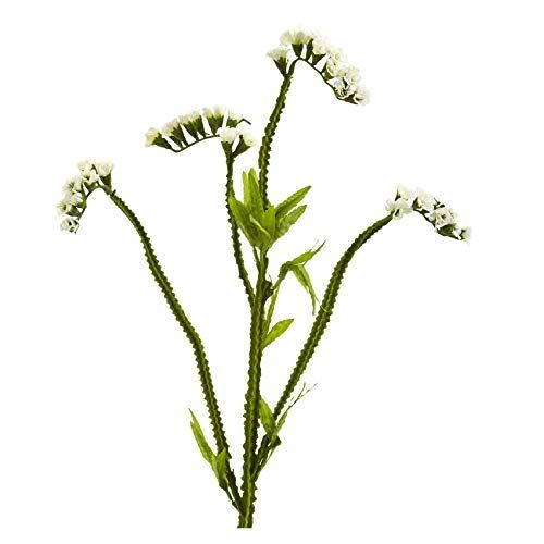 Hilingo Artificial Baby Breath Gypsophila Wedding Decoration Flower White Colour Flowers Real Touch Flowers Pu Flower Set Of 30 With Gift Artificial Flowers Real Touch Flowers Artificial Baby S Breath