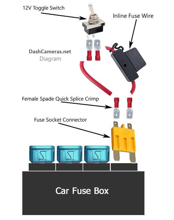 5 Best Ways To Install A Kill Switch In Your Car Anti Theft Kill Switch Car Alarm Light Switch Wiring