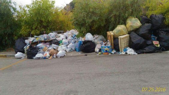 Calabria: #Capo #Vaticano: #località Grotticelle cresce il malcontento fra spazzatura e strisce blu (link: http://ift.tt/2a9kyFk )
