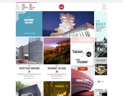 20 Pixel Perfect Travel Website Designs