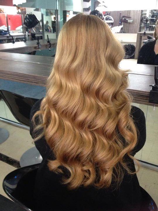Sanfte Wellen Von Penny Voudouri Softcurls Long Hair Waves Hair Waves