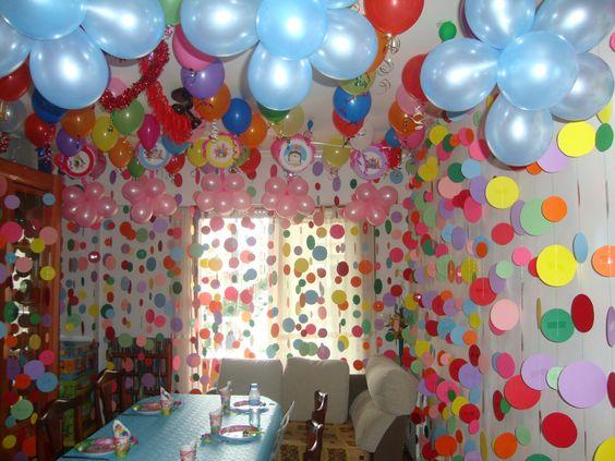 Como decorar para un cumplea os de ni o buscar con for Decoracion de cumpleanos
