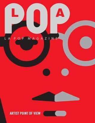 LA POP magazine - Oct/Nov 2012