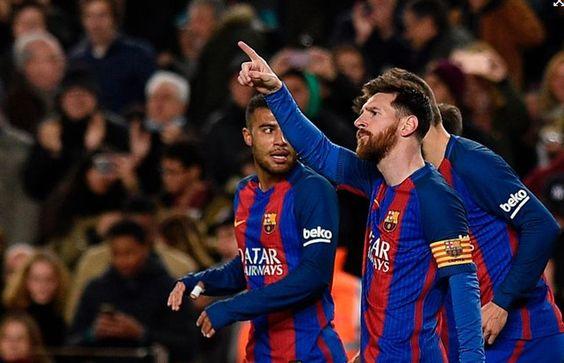 Barcelona Dùng Khủng Để Giữ Messi: