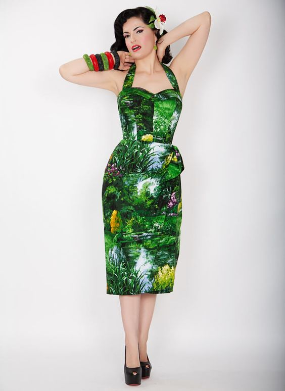 Bernie Dexter Sarong Dress Love this website just bought some stockings here woop