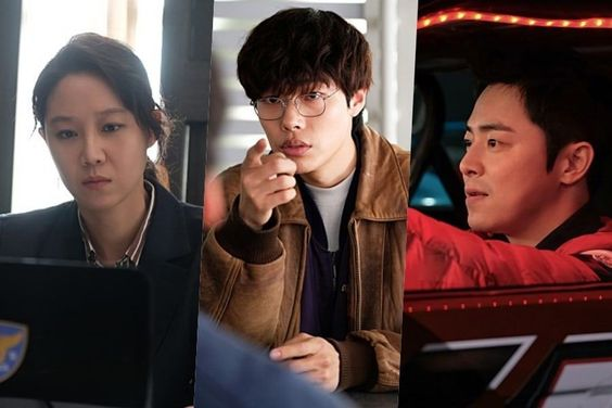 Upcoming Action Film With Gong Hyo Jin, Ryu Jun Yeol, And Jo Jung Suk Confirms Premiere Date