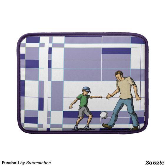 Fussball MacBook Air Sleeve