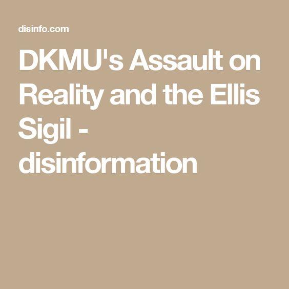 DKMU Ellis Linking Sigil DKMU Pinterest - mutual consensus