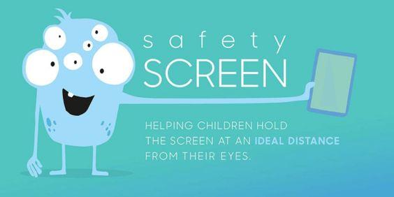 Samsung crea una aplicación para proteger los ojos de los más pequeños