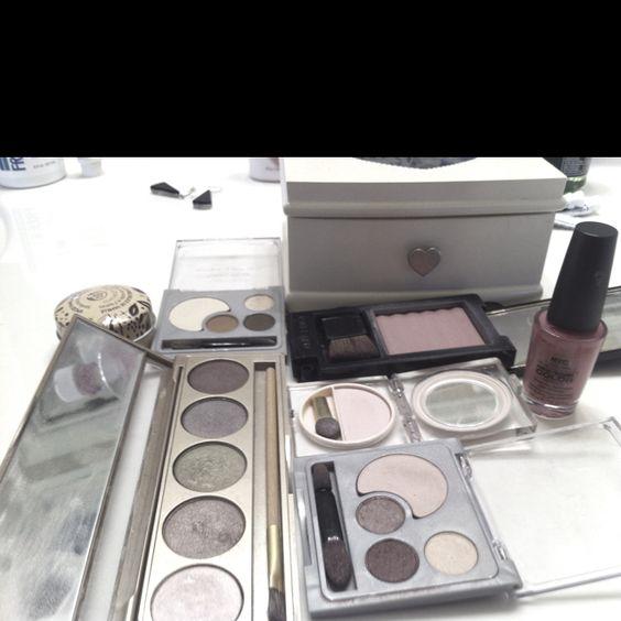 Make up :P