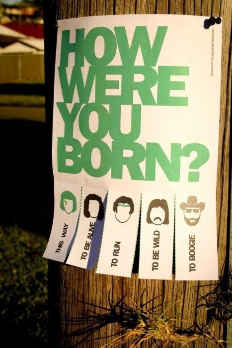 so...how were YOU born? ;-)