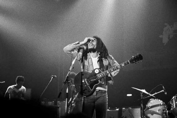 Bob Marley 1977 in München