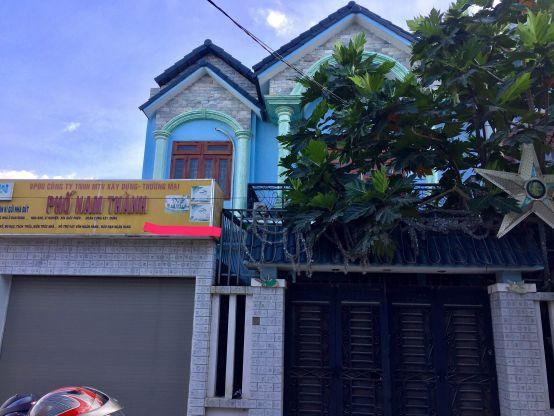 Bán Nhà Mặt Tiền Gần Ngã 3 Cây Điệp, Tx Dĩ An, Bình Dương