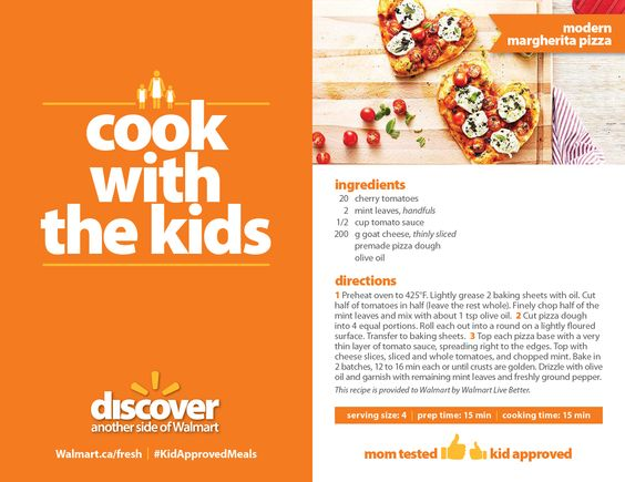 Try this new twist to a classic family favourite! Your kids will love personalizing their pizzas! #KidApprovedMeals