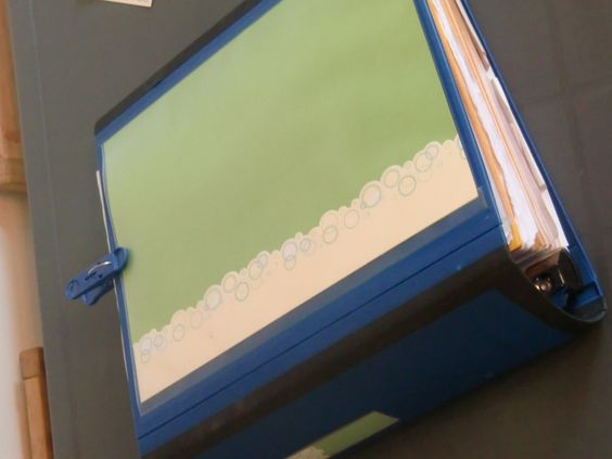 Running a family daycare business - How to Make Your Business Binder.