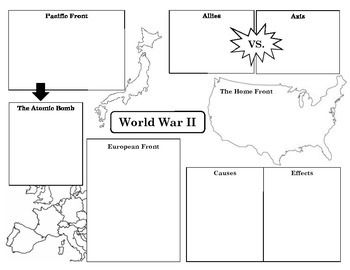 world war two graphic organizer home curriculum and the o 39 jays. Black Bedroom Furniture Sets. Home Design Ideas