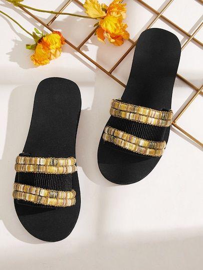 Top Summer  Flat Slippers