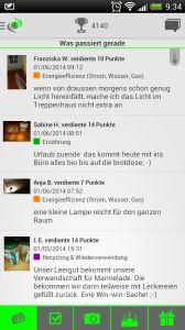 """""""Anerkennung und Gutscheine für Ihren nachhaltigen Lebensstil? !ecotastic!"""", Isabell Riedl - Werner Lampert Blog, 17.01.2014"""