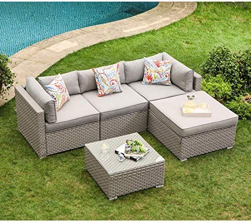 Enjoy Exclusive For Cosiest 5 Piece Outdoor Furniture Set Warm