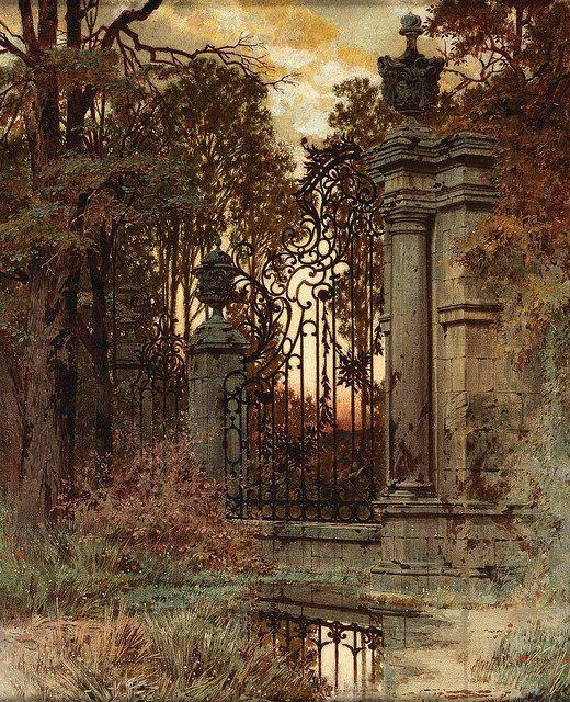Ferdinand Knab  (1834-1902) | Flickr - Photo Sharing!