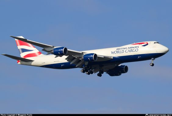 G-GSSE Global Supply Systems Boeing 747-87UF taken 23-04-2013 at Milan…