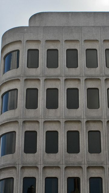 Brutal Windows: Pippa Kahn