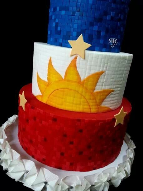 Cakes of the Philippines