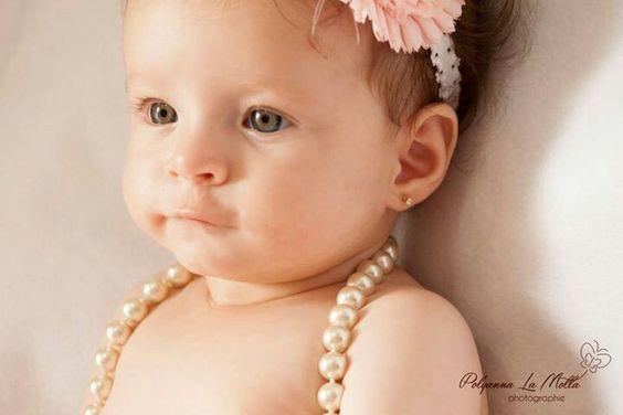 Ensaio Maria Antônia 5 meses