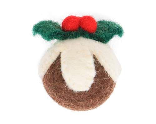 Figgy Pudding Holiday Cat Toy Dog Likes Cat Cat Toys Kitten