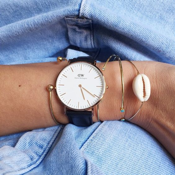Le coquillage, la perle du moment ! (instagram Audressing)