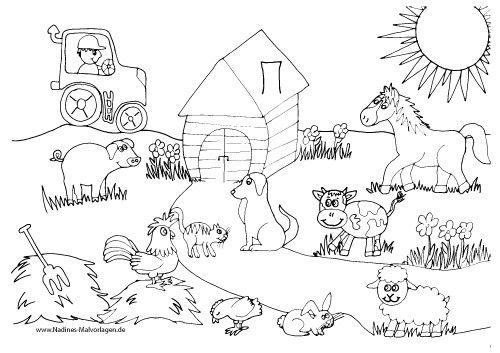 20 Besten Ausmalbilder Tiere Bauernhof Beste Wohnkultur Bastelideen Coloring Und Frisur Inspiration Ausmalbilder Gratis Malvorlagen Tiere Ausmalbilder Tiere