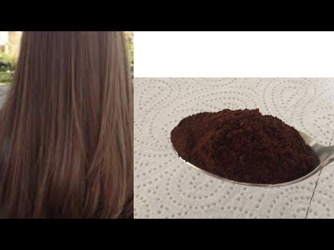 اقوي مكون للقضاء علي شيب الشعر بدون حناء ينمو شعرك بغزارة لن يتساقط ينبت الفراغات Youtube Grow Hair Hair Growing