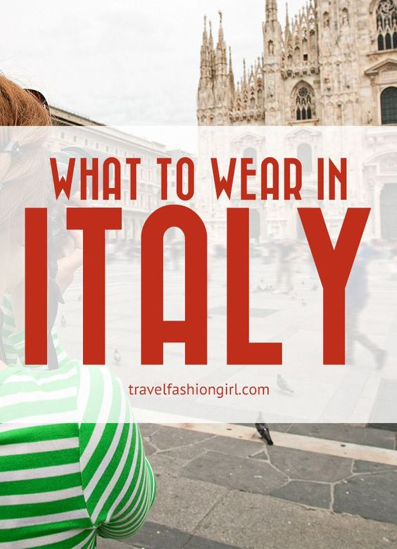 What to wear in Italy is no longer a dilemma! Our Italian fashion blogger, Jacobo, helps you plan your Italy packing list so you can dress like a local!  travelfashiongirl.com: