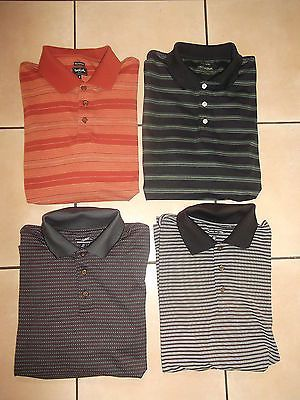 4 x mens golf polo tops #bolle' and #pebble beach size #medium,  View more on the LINK: 	http://www.zeppy.io/product/gb/2/262612302063/