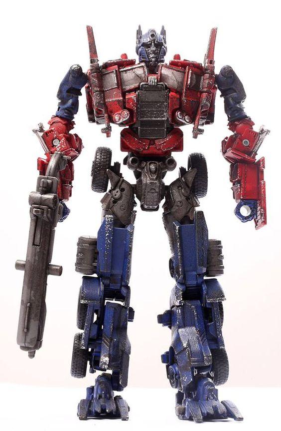 Transformers Age of Extinction Evasion Mode Optimus Prime ...