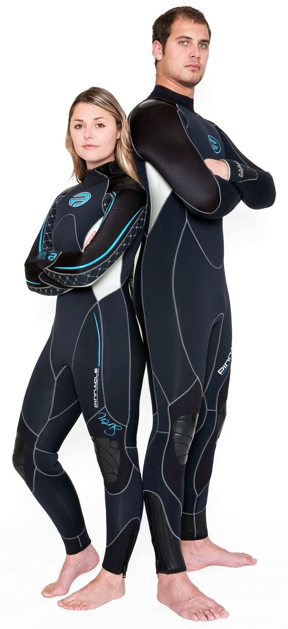 Pinnacle diving wetsuit