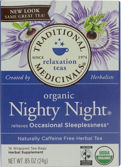 Traditional Medicinals Organic Night Night