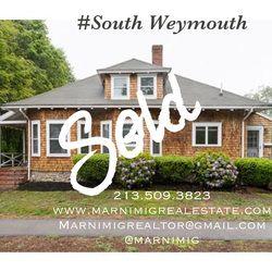 #southweymouth #isoldit #duxbury #marnimigrealestate #ma #successrealestate